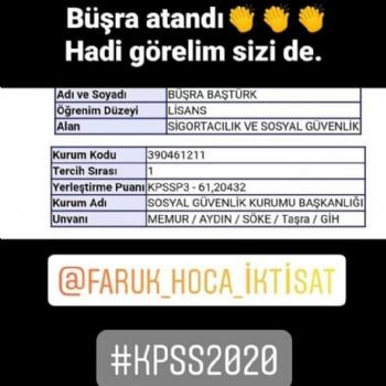 KPSS 2020